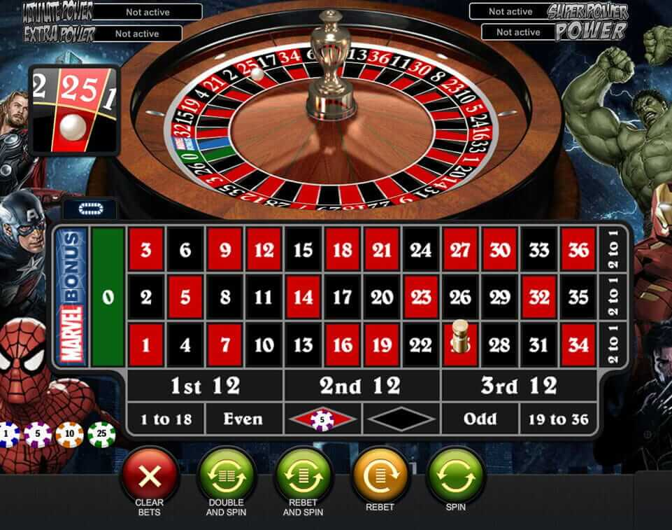 Tips for roulette in casino